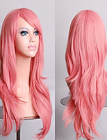 Women's Lady Long Hair Wig Curly Synthetic Anime Cosplay Party Full Wigs