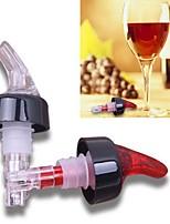 1 oz Measured Pourer Whisky Liquor Pour Free Flow Spout Wine Set (Random Color)