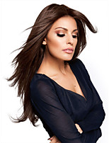 Dark Brown  Style Wig Top Quality Europe And America  Syntheic  Wigs