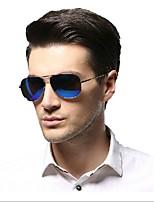 maschi / Unisex / Ragazzo 's Anti-riflettente / Polarized / 100% UVA & UVB / Protezione UV Aviatore Occhiali da sole