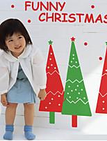 Christmas / Fashion Wall Stickers Plane Wall Stickers , PVC 42cm*42cm
