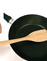 Handicraft Utforma Beech Spatula Utensil Wooden Spoon