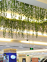 The Simulation Flower Boston Ivy Polyester Plants Artificial Flowers