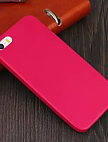 Smooth Leather Back Cover Case for iPhone 5/5S