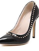 Women's Shoes Stiletto Heel Pointed Toe Heels Dress Black