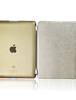 ikodoo®Slim Soft Smart PU Leather Cover Hard Plastic Case for iPad 2/3/4 (Assorted Colors)   CPI-26TS