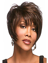 Short Hair Wigs White Women European Synthetic Black Women Wigs Short Wigs