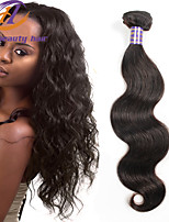 Cheap Price 1 Pcs/Lot Malaysia Virgin Hair Body Wave 100% Human Hair Unprocessed Human Hair Weaves