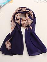 HOT Lady selling the leopard print  velvet chiffon scarf shawl