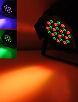 lt - 11 rgb AC100-240V DMX512, master-slave, voice control, zelfrijdende podium in het licht