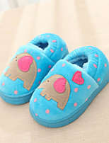 Baby Shoes Casual Fleece Slippers Blue / Pink / Red / Tan
