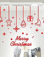 Christmas / Fashion Wall Stickers Plane Wall Stickers , PVC 58cm*72cm