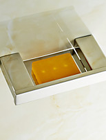 Soap Dish , Contemporary Mirror Polished Wall Mounted