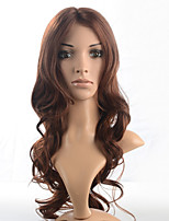 2015 Women Ombre Fashion Natural Wavy Japanese Heat Resistant Synthetic Hair Wig M16541MF-#1233 24