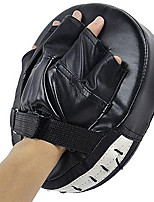 Boxing mitt training target punch pad glove focus karate combat thai kick DZ PR