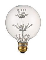 3W Ampoules Globe LED G80 47 LED Dip 150 lm Blanc Chaud V 1 pièce