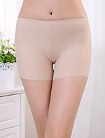 Women's Sexy Ice Silk Seamless Boy shorts & Briefs / Panties
