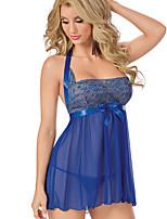 Vêtement de nuit Femme Chemises & Blouses Dentelle / Spandex