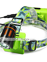 3 Mode 1000 Headlamp Cree XM-L T6