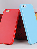 Solid Color TPU Candy Color Soft Cases for iPhone 5C