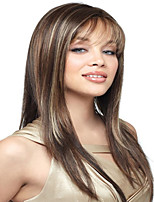 Women lady Synthetic Hair Wigs