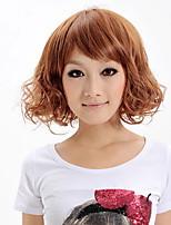 2015 Women Ombre Fashion Natural Wavy Janpanese Heat Resistant Synthetic Hair Wig XY0223 12