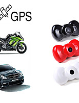 populaire mini stropdas MMS video real-time positionering GSM / GPRS voertuig tracking gps tracker autoalarm