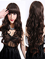 Synthetic Women Wig Europen Style Heat Resistant Hair Wigs