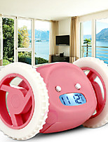 Hide And Seek Students Bedside Electronic Alarm Clock ABS
