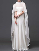 Wedding / Party/Evening / Casual Tulle Capes Sleeveless Wedding  Wraps