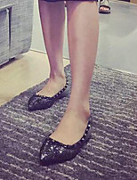 Women's Shoes Flat Heel Pointed Toe Flats Casual Gray