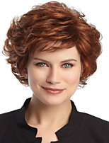 Women Lady Beautiful  European Short  Synthetic Wave Extension Superior In Quality