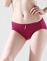 Women's and Ladies Bamboor Fiber Breathable Soft Antibacterial Panties