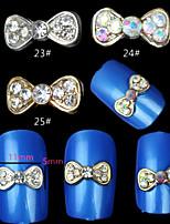 5pcs  Metal Nail Jewelry