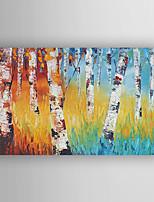 pintura a óleo paisagem árvores mão telas pintadas com esticada pronto para pendurar emoldurado