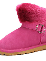 Girls' Shoes Outdoor / Party & Evening / Dress / Casual Cowboy / Western / Snow Boots / Riding  / Motorcycle / Bootie