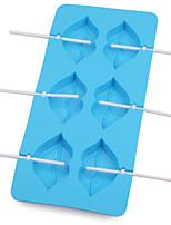 Lip Lollipop Silicone Mold