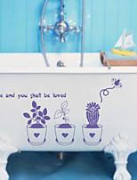 Animals / Fashion Wall Stickers Plane Wall Stickers , PVC 60cm*33cm