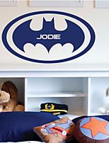 Still Life / Fashion Wall Stickers Plane Wall Stickers , PVC 100cm*55cm