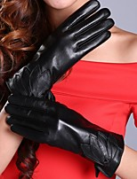 Wholesale AINASEN 100% Leather Gloves Fashion Woman Gloves Windproof Warm Winter