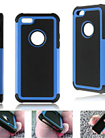 Hybrid Hard Case Armor Heavy Duty Hard Cover Shockproof For Apple iPhone 5C (Assorted Colors)