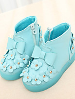 Baby Shoes Dress / Casual Boots Blue / Pink / Red