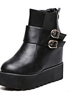Women's Shoes Platform Fashion Boots Boots Casual Black