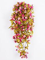 Silk Roses Artificial Flowers