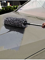 Car Cleaning Brush Car Duster Dust Wax Drag Wax Shan Wax Brush Dust Long Brush
