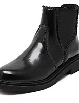 Women's Shoes Low Heel Combat Boots Boots Casual Black