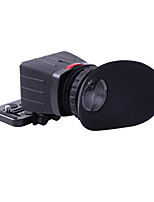 Sevenoak SK-VF01 2.5 Magnification X 3.0'' inch View Finder Viewfinder for Canon Nikon DSLR Cameras