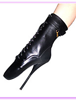 Women's Shoes Sexy Round Toe Stiletto Heel Ankle Boots