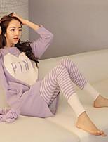 Pajama Donna Poliestere Sottile