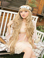 2015 Hot Sale Long Cosplay Wigs Anime Synthetic Wigs cosplay Party Hair Wigs Long 100CM